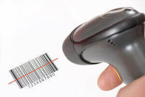 barcode label scanner