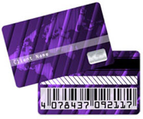 Printed Membership Cards UK